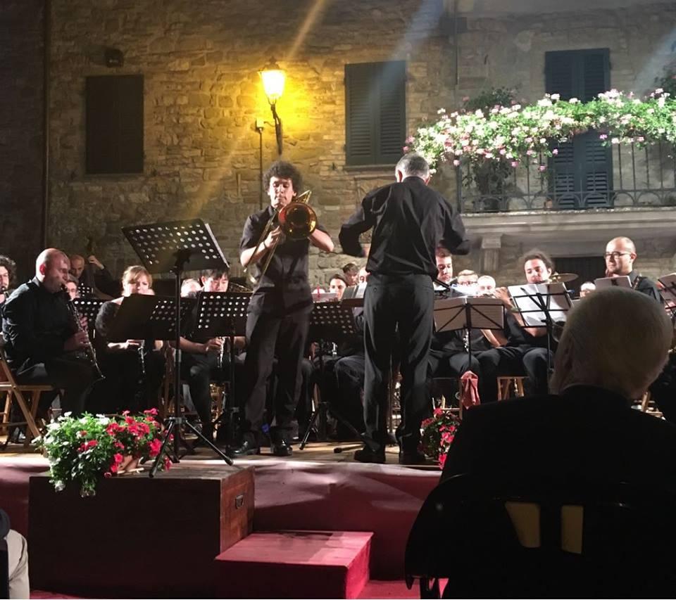 Concerto di apertura del XXI° Concorso Zangarelli