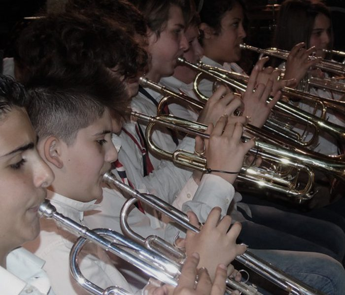 Premiazione orchestre