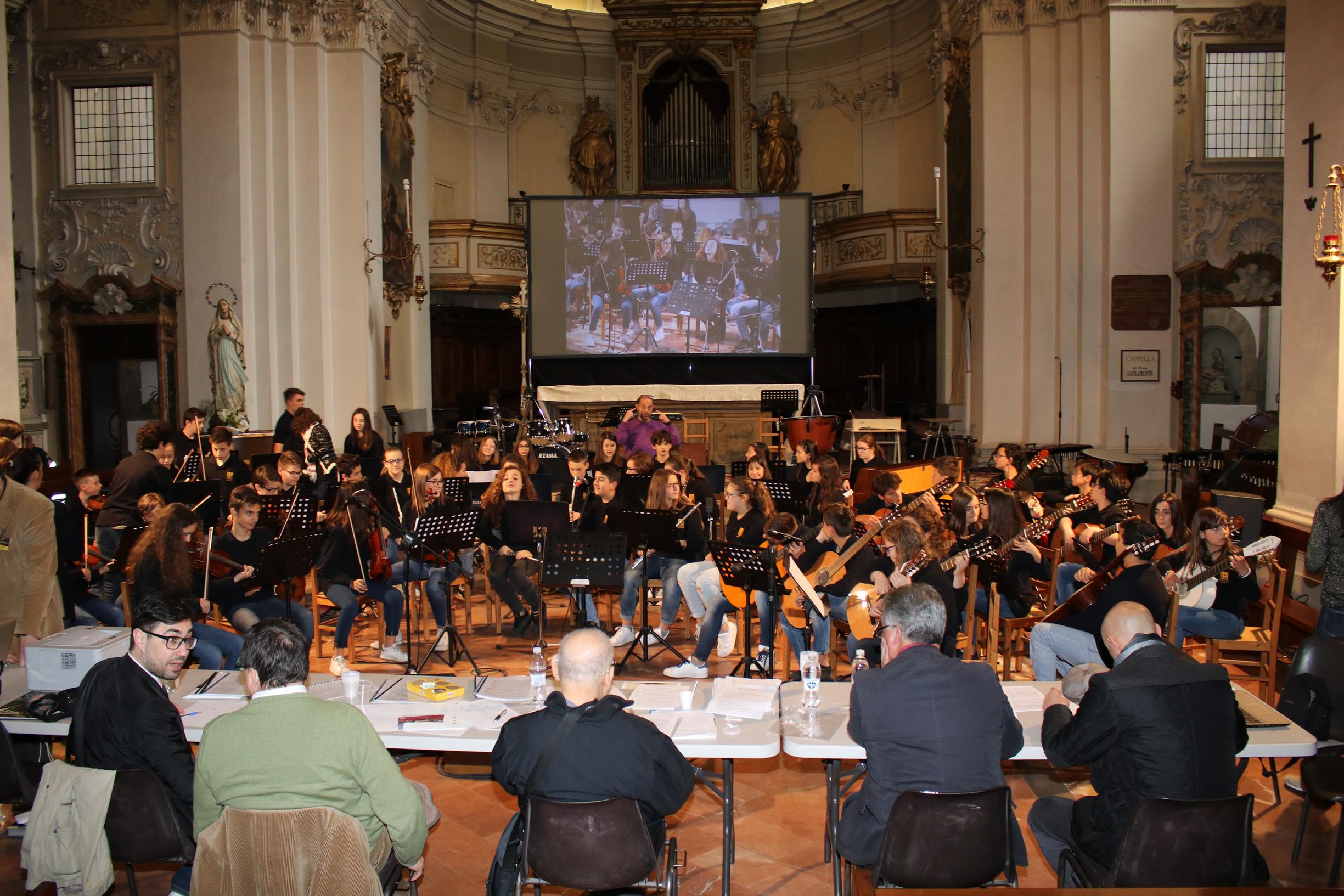 XIX Concorso Musicale Nazionale Zangarelli 2017 - Venerdí 5 Maggio