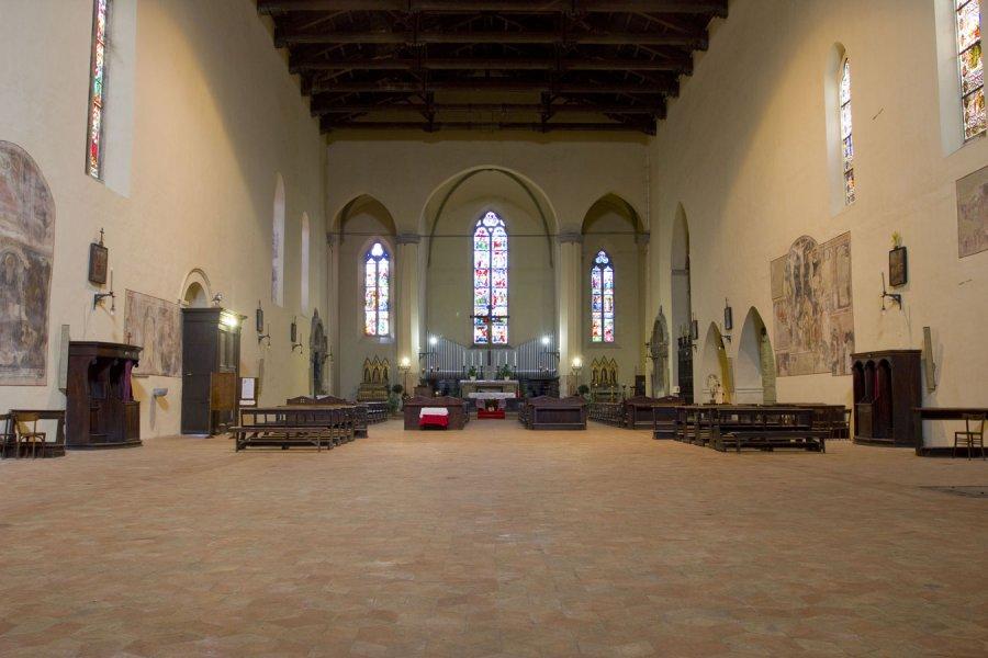 Interno Chiesa S. Domentico