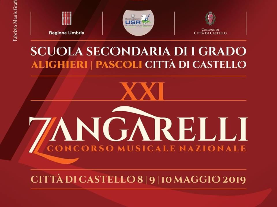 """Conferenza stampa di presentazione del XXI Concorso Nazionale Musicale """"Zangarelli"""""""
